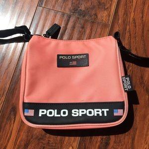 Ralph Lauren Polo Sport Vintage Cross Body Bag
